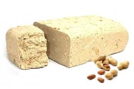 Халва соняшникова з арахісом