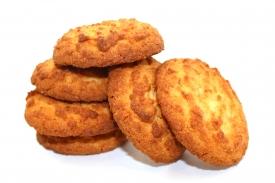 """""""Znamianka coconut"""" shortbread cookies"""
